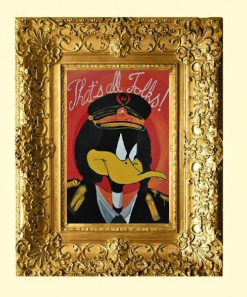 eMad duck king of kings